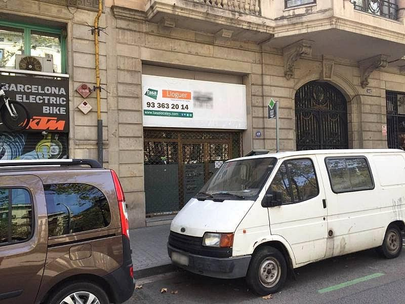 Foto - Local comercial en alquiler en calle Gran Via de Les Corts Catalanes, Eixample dreta en Barcelona - 316154087