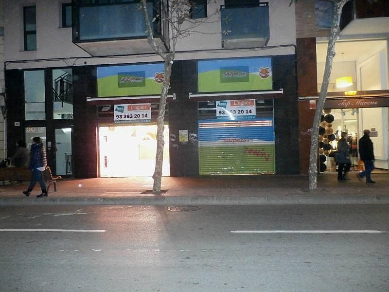 Foto - Local comercial en alquiler en calle Enric Prat de la Riba, Centre en Hospitalet de Llobregat, L´ - 243077886