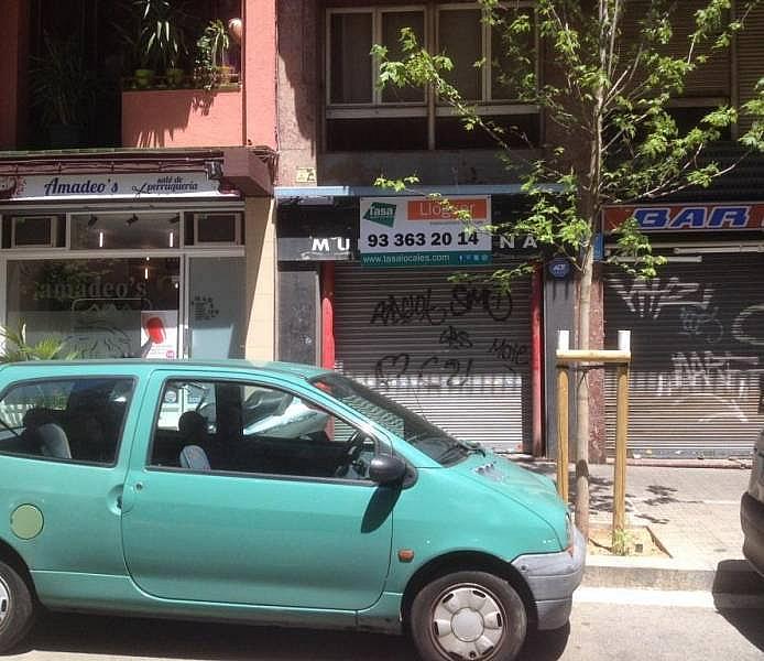 Foto - Local comercial en alquiler en calle Benavent, Les corts en Barcelona - 243081585