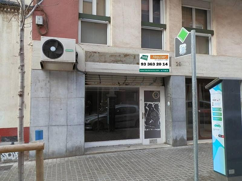 Foto - Local comercial en alquiler en calle Benavent, Sant Ramon-La Maternitat en Barcelona - 243082095