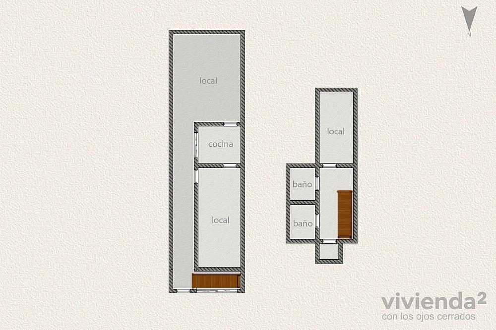 Local en alquiler en calle Calatrava, Centro en Madrid - 265259340
