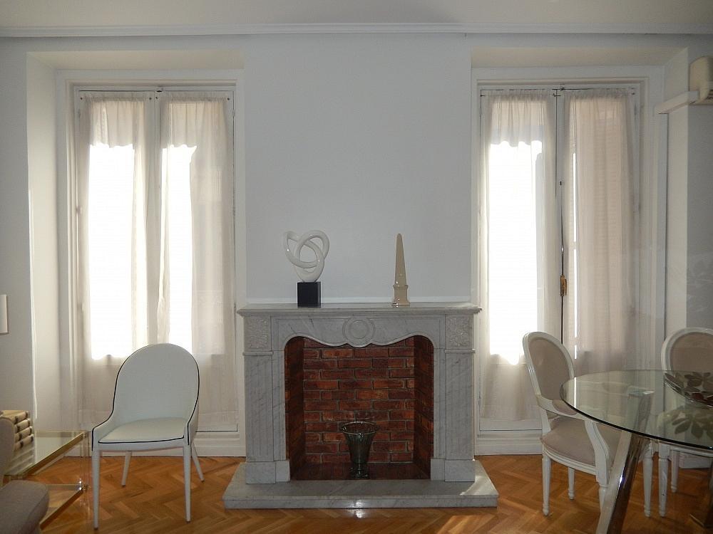 Piso en alquiler en calle Recoletos, Salamanca en Madrid - 315584647