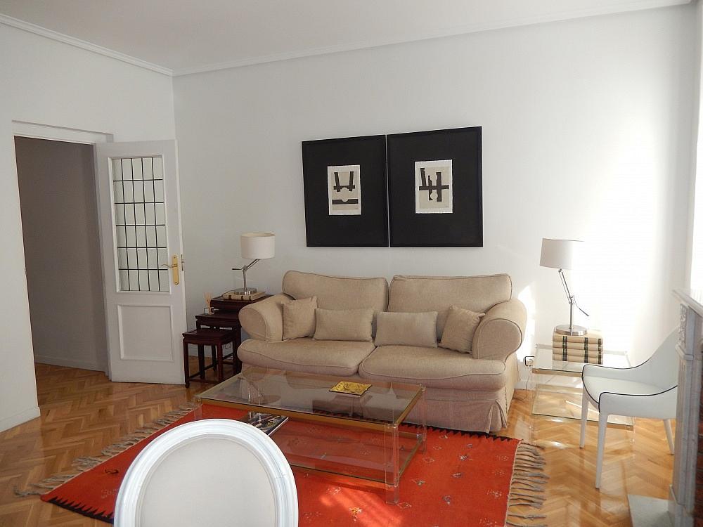 Piso en alquiler en calle Recoletos, Salamanca en Madrid - 315584650