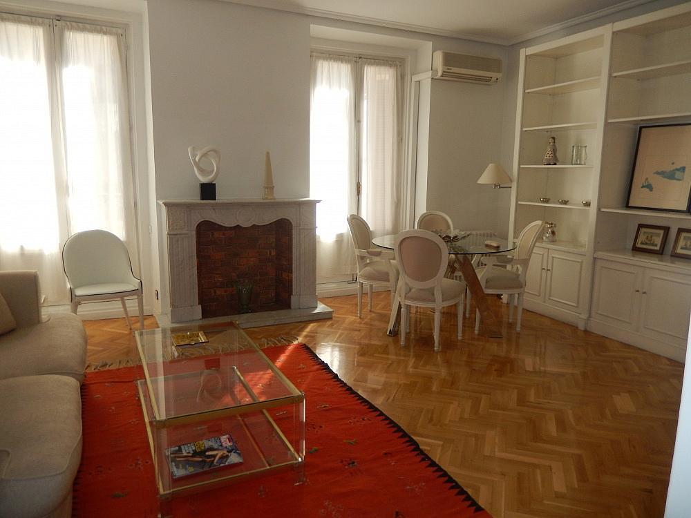 Piso en alquiler en calle Recoletos, Salamanca en Madrid - 315584653