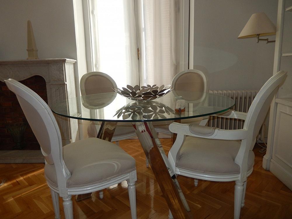 Piso en alquiler en calle Recoletos, Salamanca en Madrid - 315584656