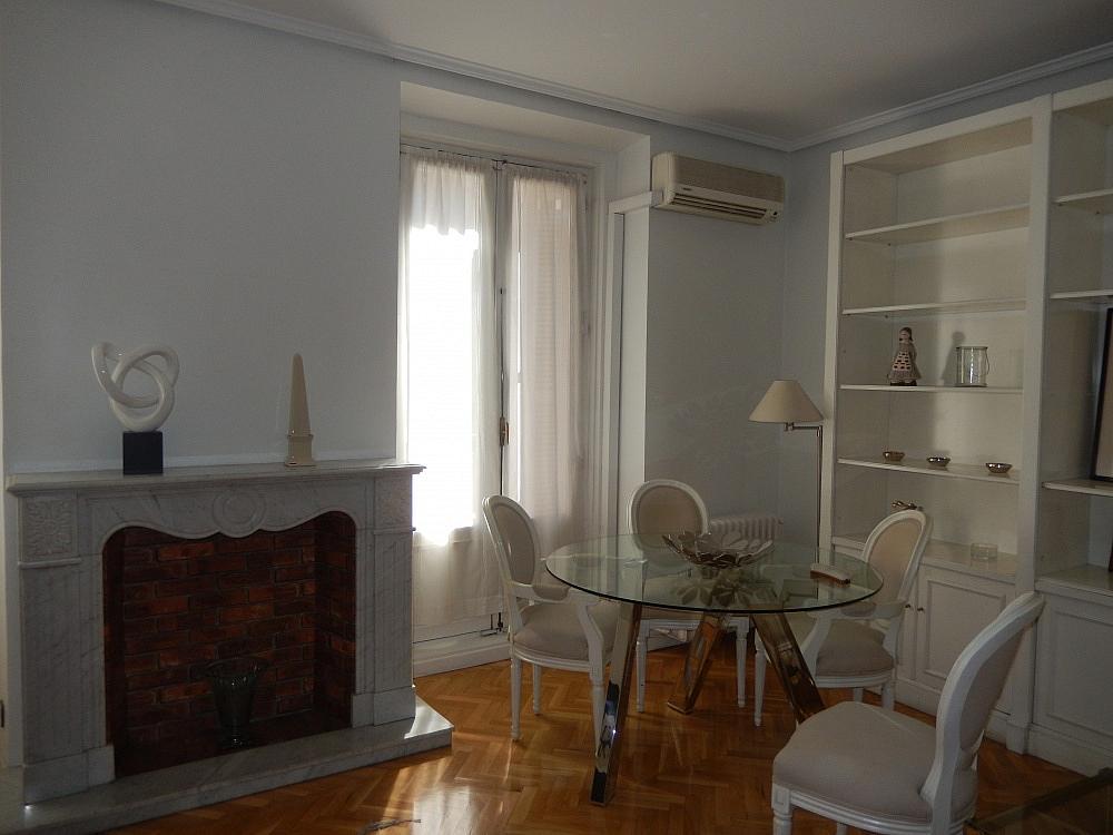 Piso en alquiler en calle Recoletos, Salamanca en Madrid - 315584659
