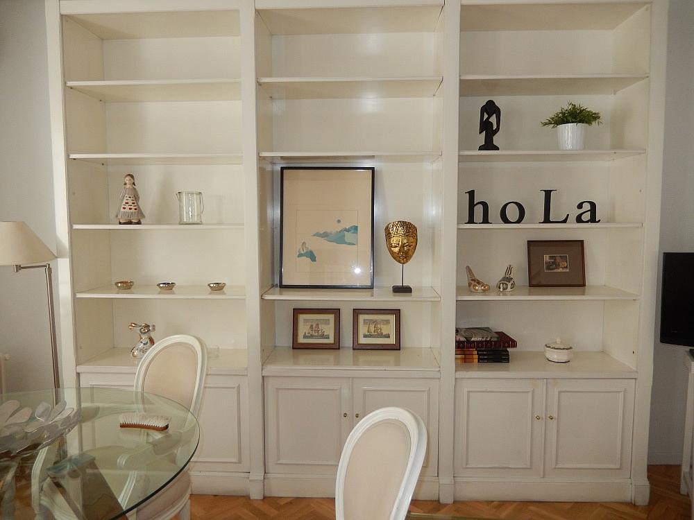 Piso en alquiler en calle Recoletos, Salamanca en Madrid - 315584662