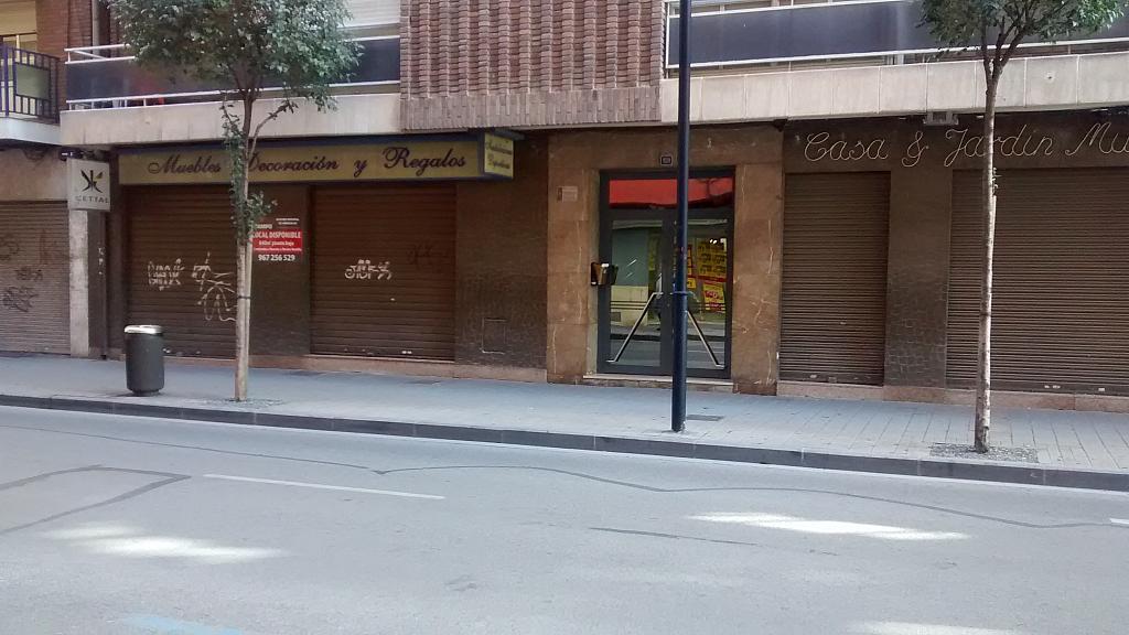 Local comercial en alquiler en Centro en Albacete - 259612400