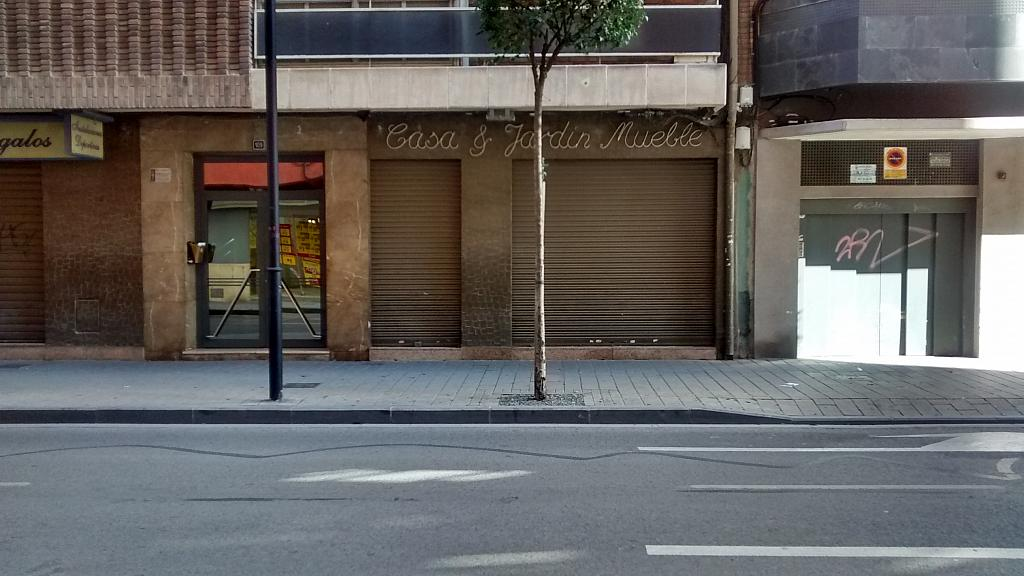 Local comercial en alquiler en Centro en Albacete - 259612408
