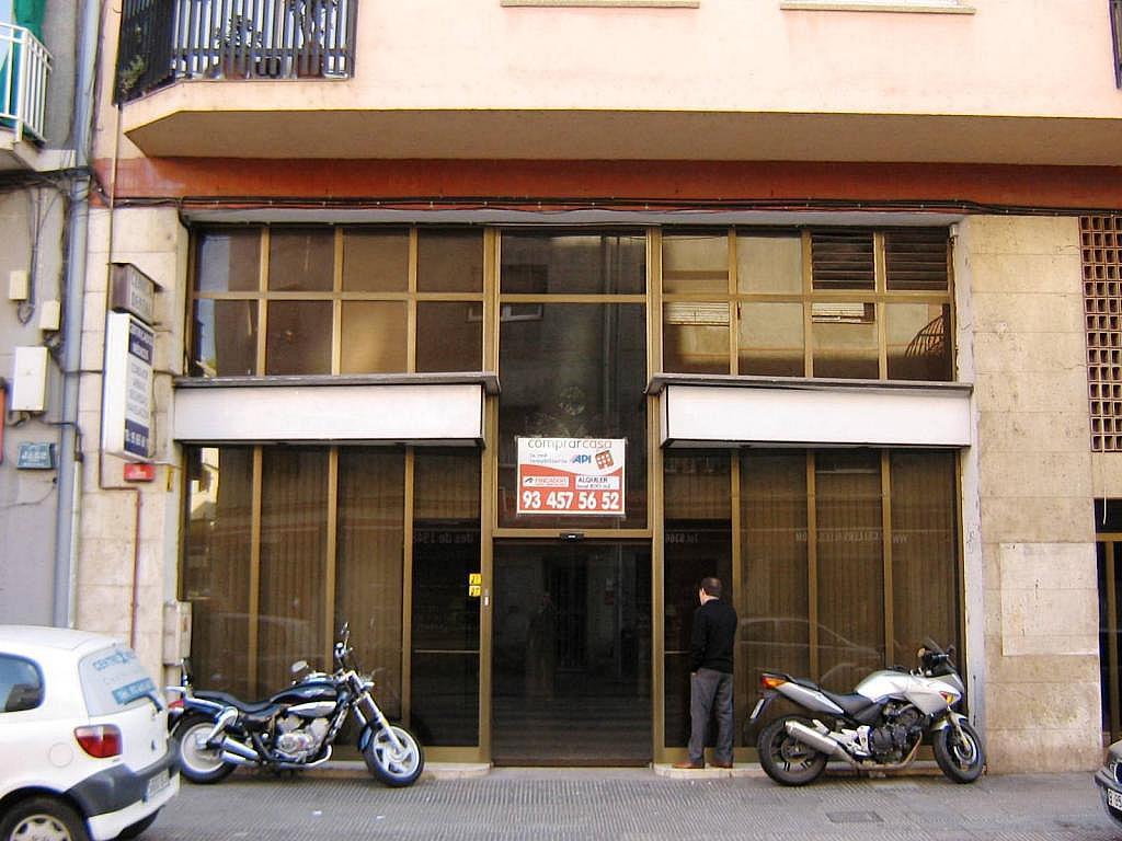 Imagen del inmueble - Local comercial en alquiler en calle Centro, Castelldefels - 250073823