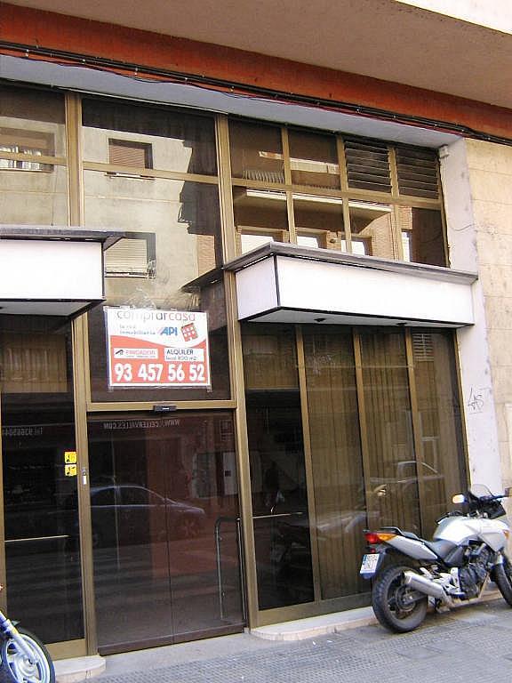 Imagen del inmueble - Local comercial en alquiler en calle Centro, Castelldefels - 250073826