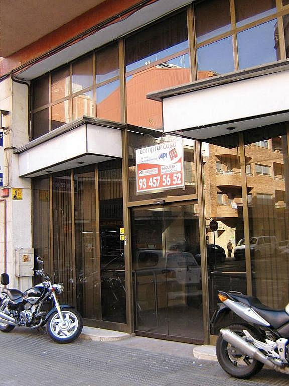 Imagen del inmueble - Local comercial en alquiler en calle Centro, Castelldefels - 250073829