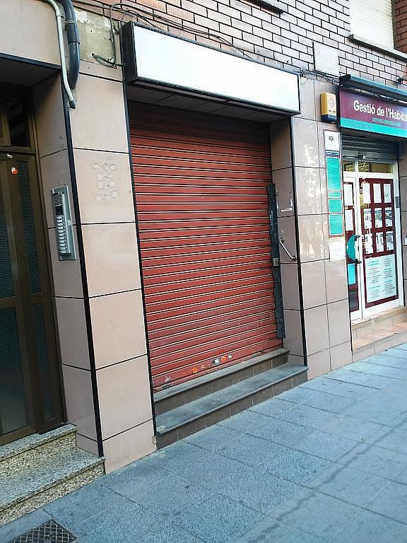 Imagen del inmueble - Local comercial en alquiler en calle Fondo, Fondo en Santa Coloma de Gramanet - 250074642