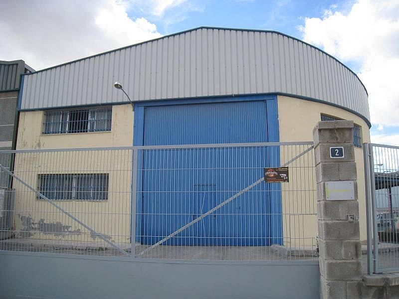 Foto - Nave industrial en alquiler en calle Tres Hemanas, Aspe - 248441228