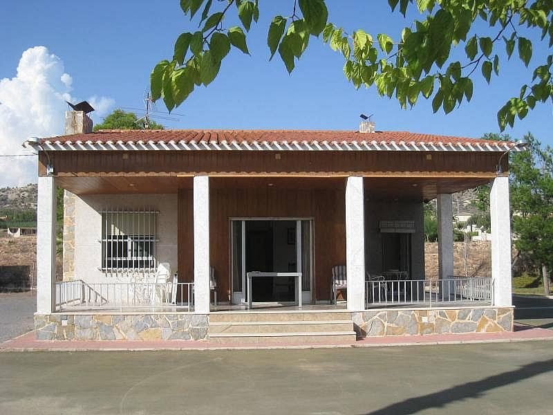 Foto - Chalet en alquiler en carretera La Romana, Aspe - 316151152
