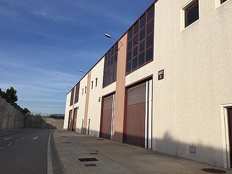 Foto - Nave industrial en alquiler en calle Poligindsant Ermengol II Naves +, Abrera - 283342600