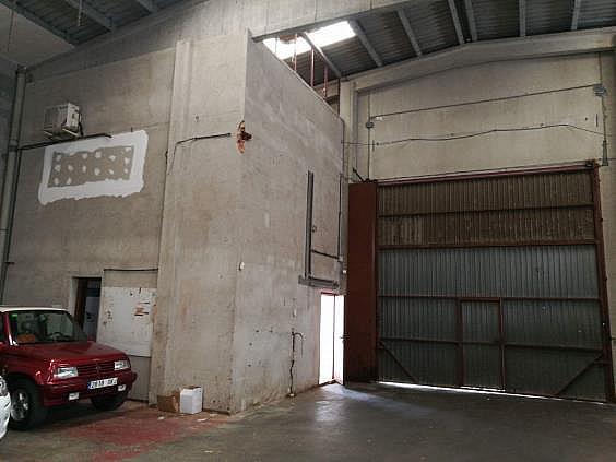 Terreno industrial en alquiler en calle Barcelona, Aiguaviva - 289504764