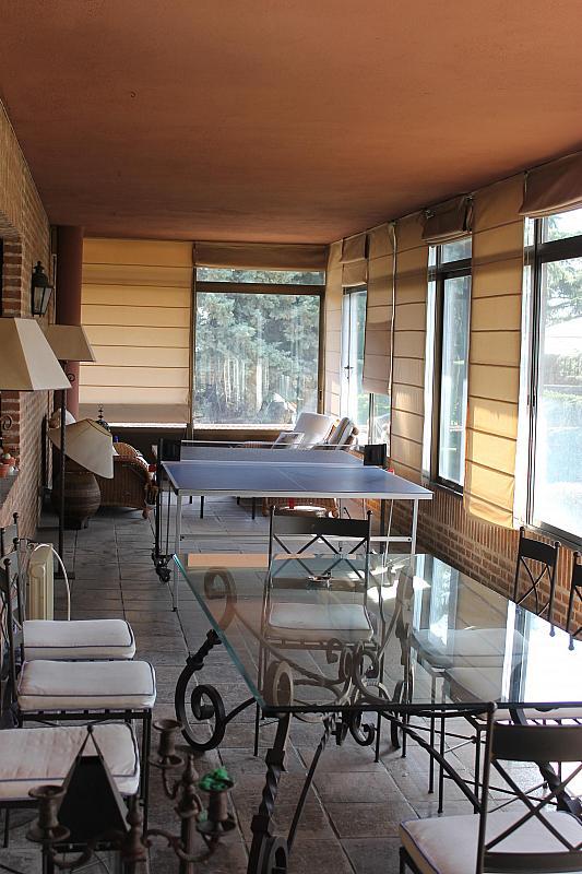 Casa en alquiler en calle Chicuelo, Canillas en Madrid - 260622646