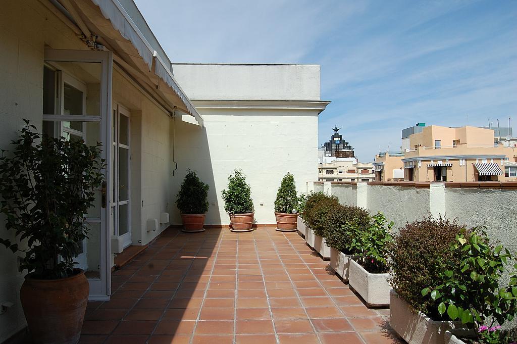 Ático en alquiler en calle Claudio Coello, Castellana en Madrid - 331030333