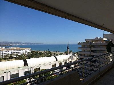 Apartamento en alquiler en Puerto Banús - 349335463