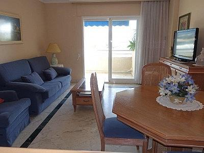 Apartamento en alquiler en Puerto Banús - 349335469