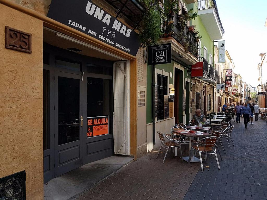 Local comercial en alquiler en Dénia - 330548929