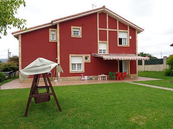Chalet en alquiler de temporada en urbanización San Roque, Bárcena de Cicero - 291897701