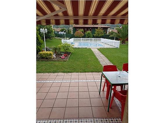 Chalet en alquiler de temporada en urbanización San Roque, Bárcena de Cicero - 291897713