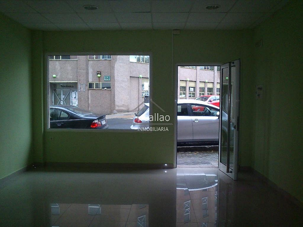 Foto del inmueble - Local comercial en alquiler en Ferrol - 256703981