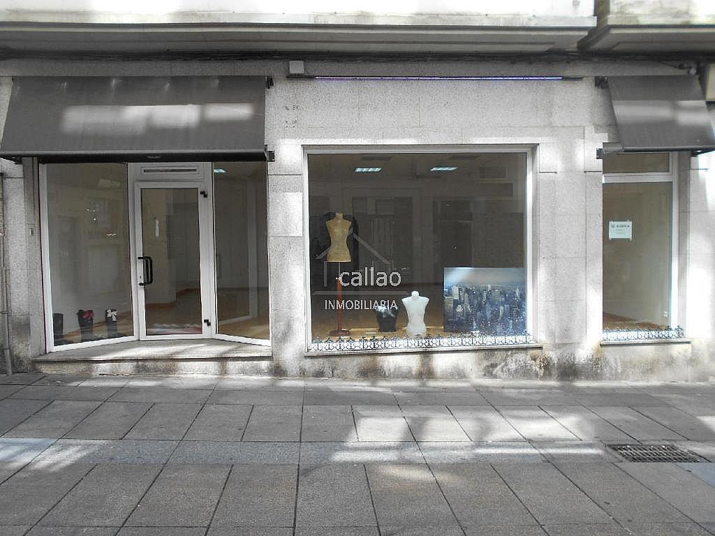 Foto del inmueble - Local comercial en alquiler en Ferrol - 306772443