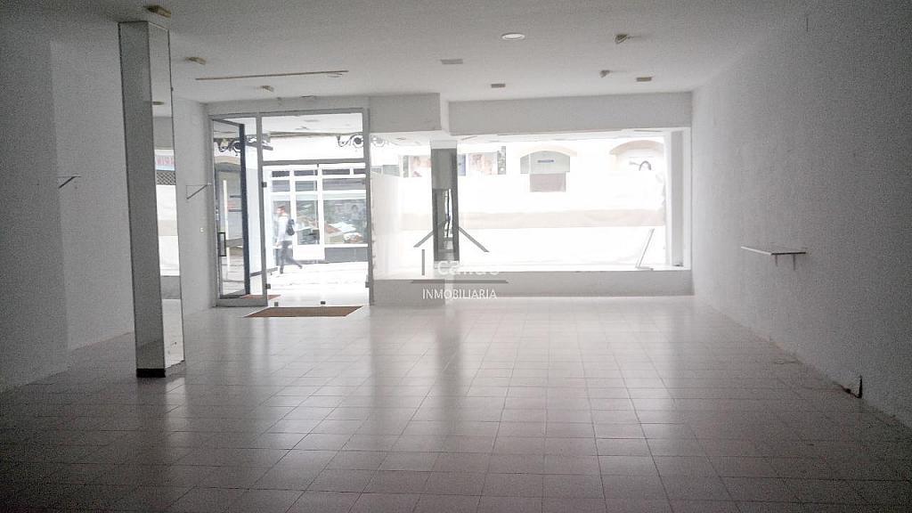 Foto del inmueble - Local comercial en alquiler en Ferrol - 326011198