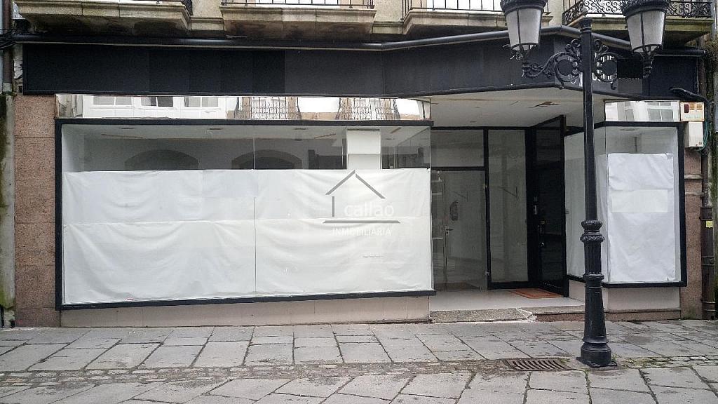 Foto del inmueble - Local comercial en alquiler en Ferrol - 326011201