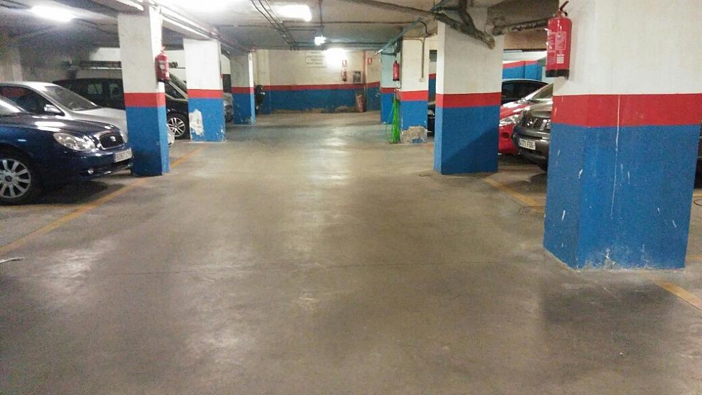 Pasillo - Garaje en alquiler en calle Carabanchel Alto, Buenavista en Madrid - 323469266