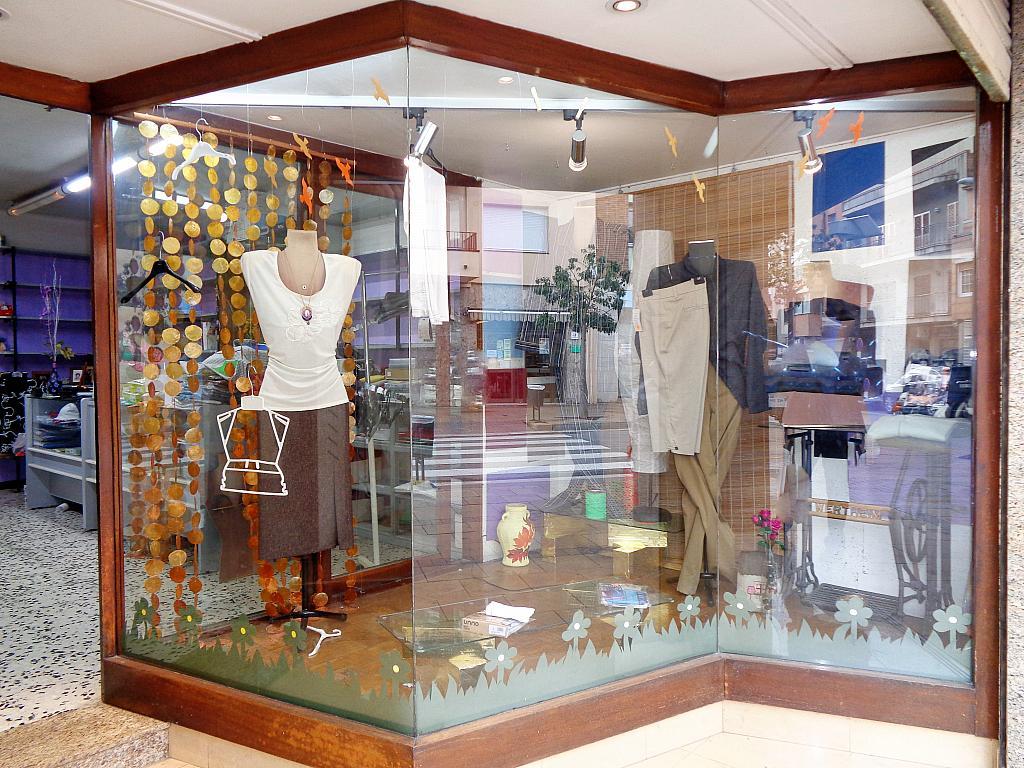 Fachada - Local comercial en alquiler en calle Catalunya, Santa Margarida i els Monjos - 267625230