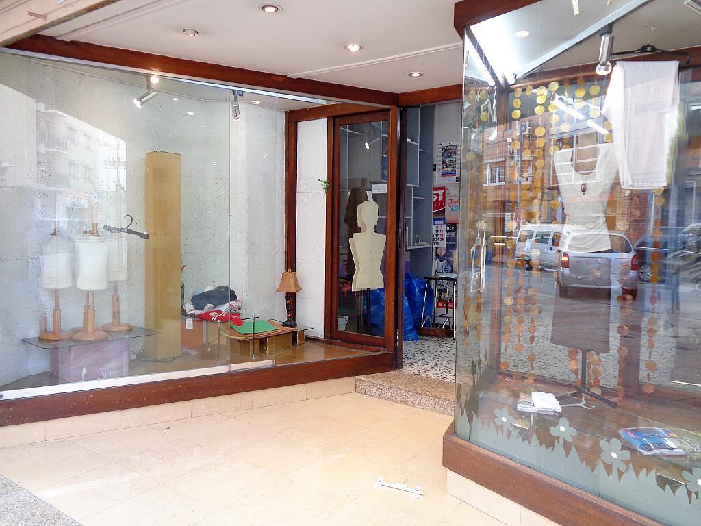 Fachada - Local comercial en alquiler en calle Catalunya, Santa Margarida i els Monjos - 267625287