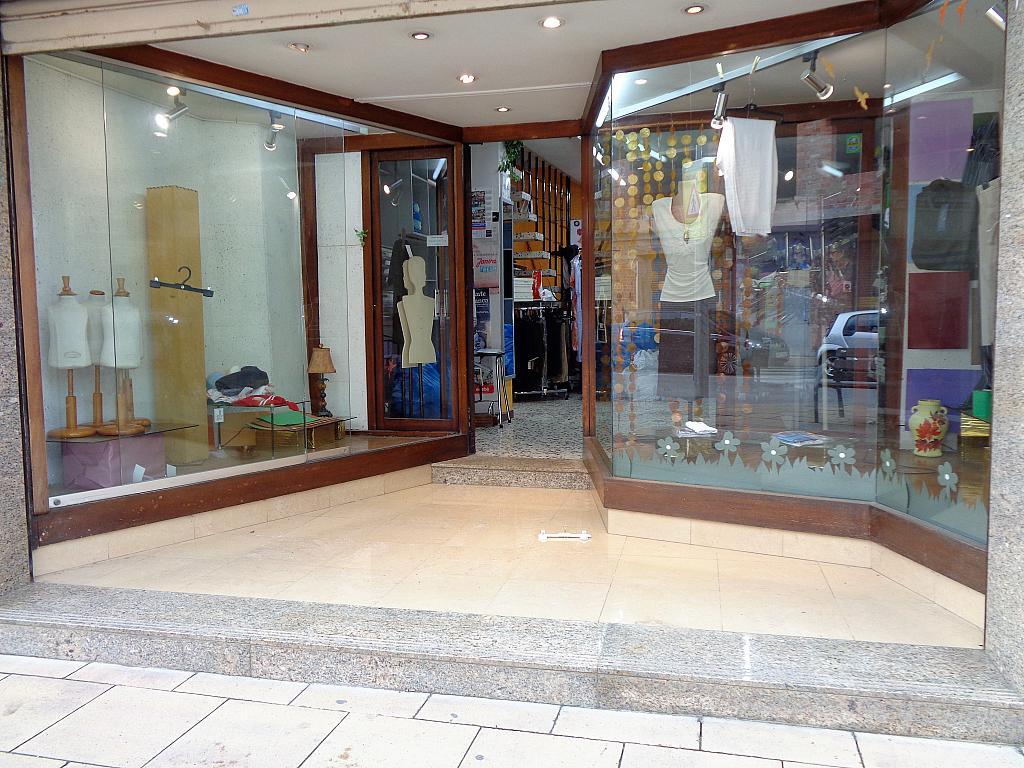 Fachada - Local comercial en alquiler en calle Catalunya, Santa Margarida i els Monjos - 267625383