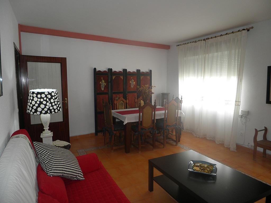 Salón - Piso en alquiler en calle Beatriz de Suabia, Nervión en Sevilla - 267230942