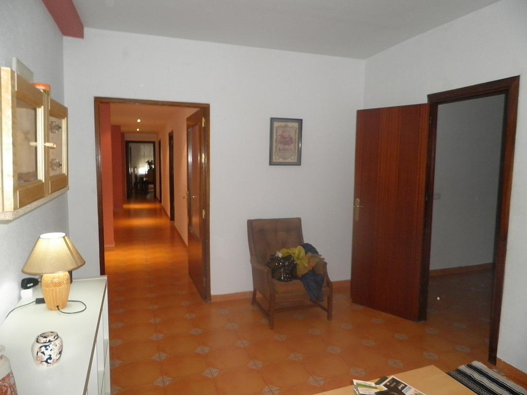 Salón - Piso en alquiler en calle Beatriz de Suabia, Nervión en Sevilla - 267230970