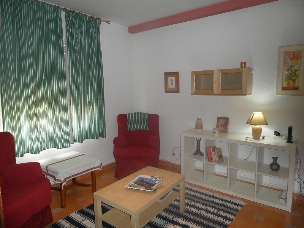 Salón - Piso en alquiler en calle Beatriz de Suabia, Nervión en Sevilla - 267230972