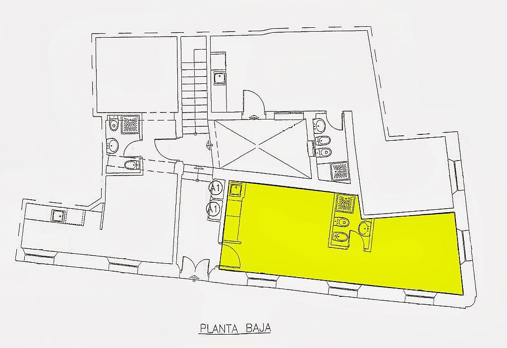 Apartamento en alquiler en calle Juzgado, San Julián en Sevilla - 326260371