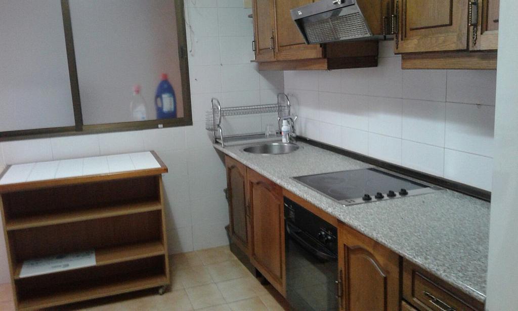 Piso en alquiler en calle Espinosa y Carcel, Nervión en Sevilla - 328552105