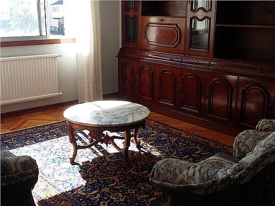 Apartamento en alquiler en calle Alcalde Gregorio Espino, Santiago de Vigo en Vigo - 309199717