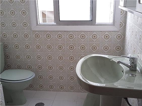 Apartamento en alquiler en calle Alcalde Gregorio Espino, Santiago de Vigo en Vigo - 309199735