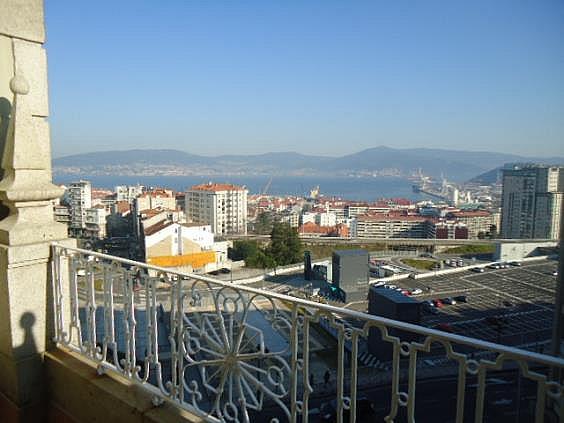 Apartamento en alquiler en calle Urzaiz, Travesía de Vigo-San Xoán en Vigo - 268087670