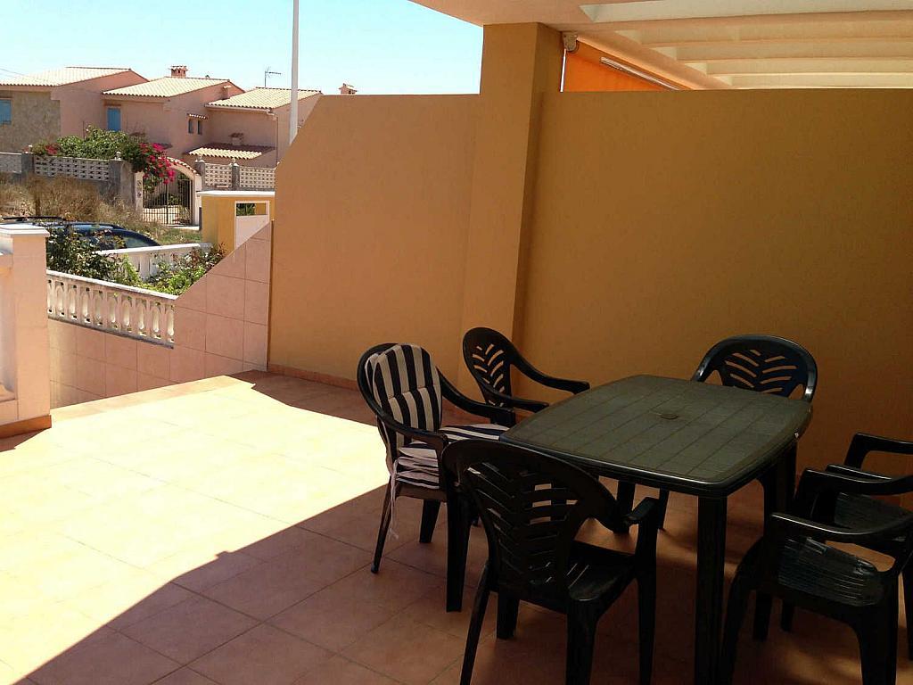 Casa adosada en alquiler en calle Entra Dels Dolors, Cullera - 275903192