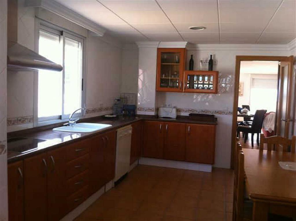 Casa adosada en alquiler en calle Entra Dels Dolors, Cullera - 275903219
