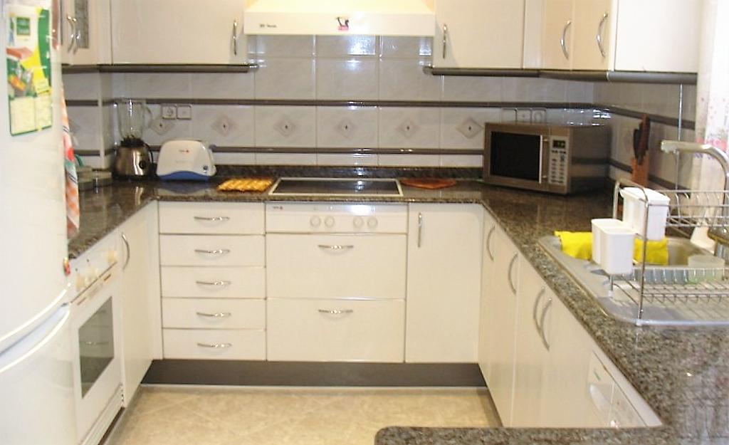 Cocina - Piso en alquiler en calle Juan, Llíria - 289797599