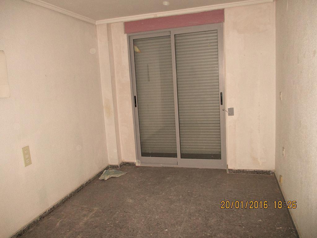 Dormitorio - Piso en alquiler en calle Vicente Ferrer, Centro Urbano en Llíria - 289809823