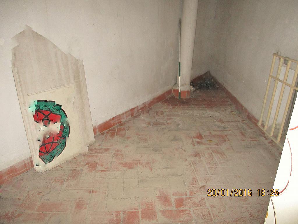 Terraza - Piso en alquiler en calle Vicente Ferrer, Centro Urbano en Llíria - 289809828
