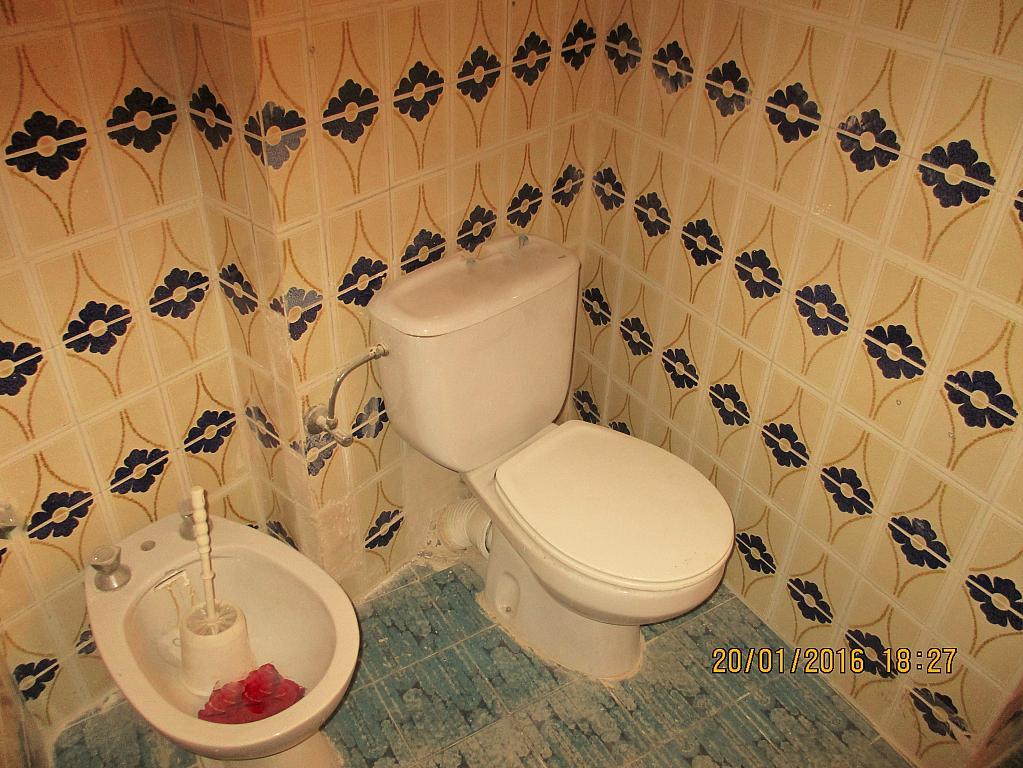 Baño - Piso en alquiler en calle Vicente Ferrer, Centro Urbano en Llíria - 289809840